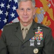 Marine Lt. Gen. Thomas Waldhauser