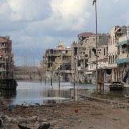 Sirte, Libya, in October 2011 – Photo: EPA