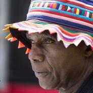 Kamau Amen Ra by Tom Ehrlich