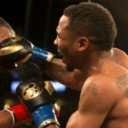 Power left and right hooks, jabs and straight punches to Alexander Brand's right eye and body from Andre Ward occurred all evening. Some of them he could see coming and was powerless to stop. – Malaika H Kambon