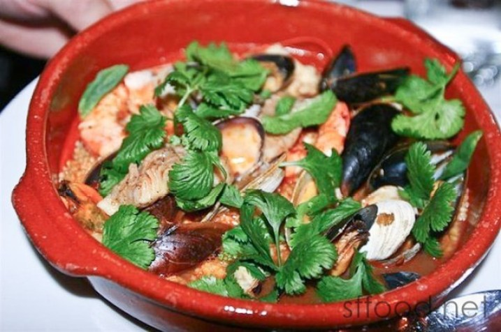 seafood tagine sf