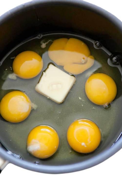 scrambled egg recipe