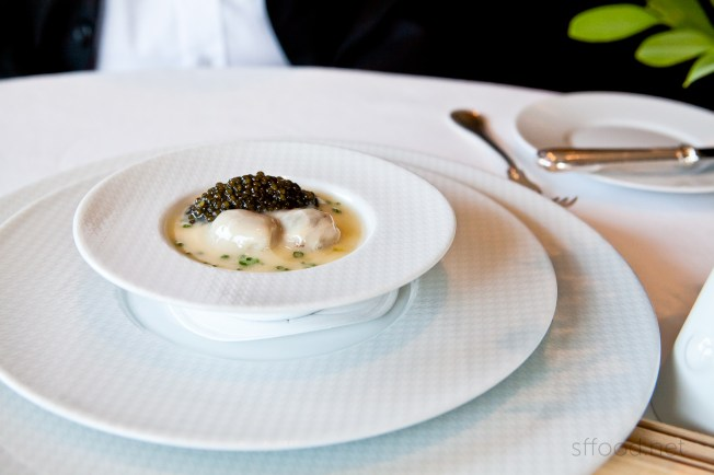 french laundry oysters and pearls