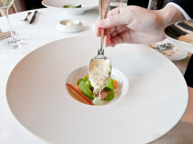 french laundry lobster