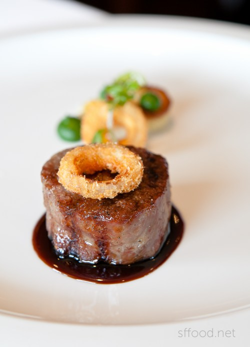 the french laundry meat wagyu