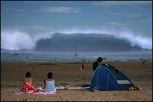 The Next Big Wave