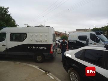 POLICIA CIVIL OPERAÇÃO VIATURAS 6