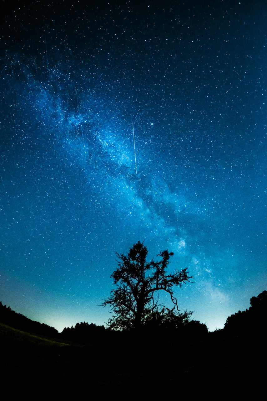 Photographing The Perseids Meteor Shower With The Fuji X