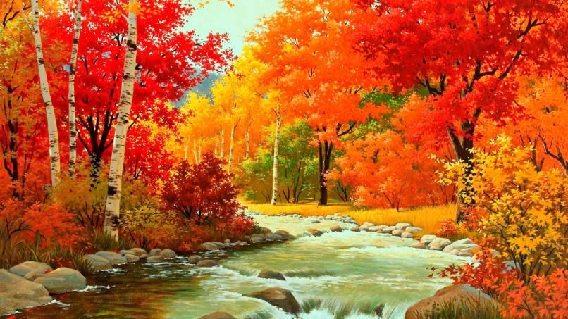 Hd Fall Wallpaper Sf