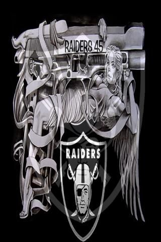 Free oakland raiders wallpaper - SF Wallpaper