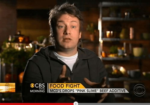 jamie oliver's war against fast food