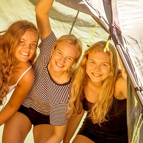 Eget telt Kvadrat