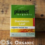 Planet Organic Dandelion Leaf Tea