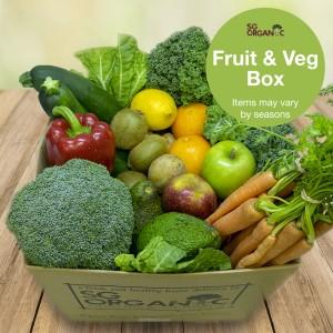 fruit&veg box