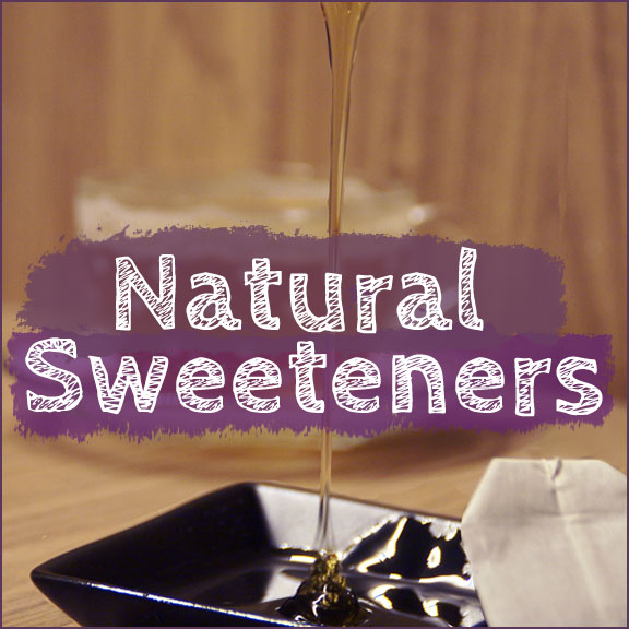 Natural Sweeteners <span class='count'>(2)</span>