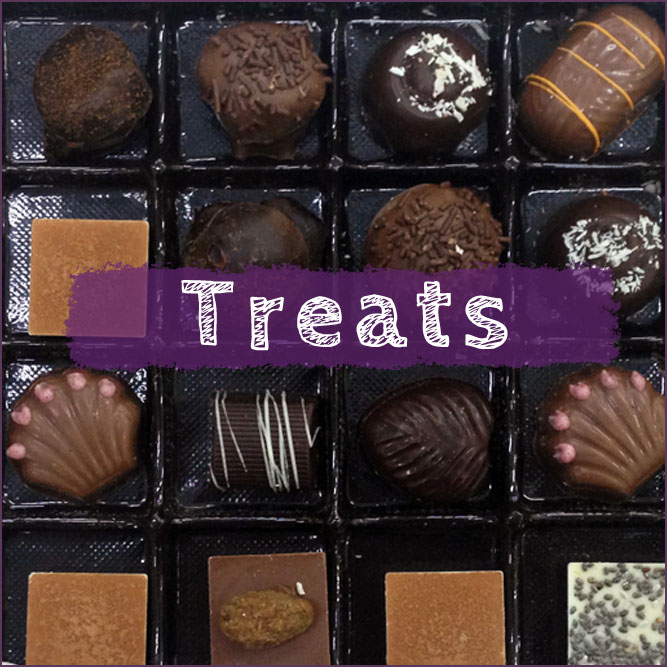 Occasional Treats <span class='count'>(10)</span>