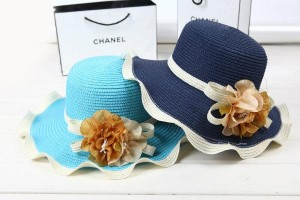 free-shinppingoutdoor-sun-hat-beach-hat-straw