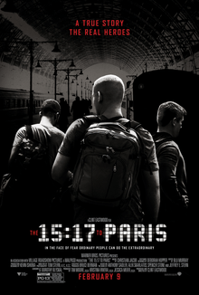 The 1517 to Paris movie