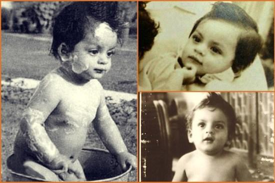 childhood Shahrukh Khan Birth Age