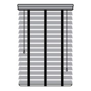 Wood-Blinds-Closed