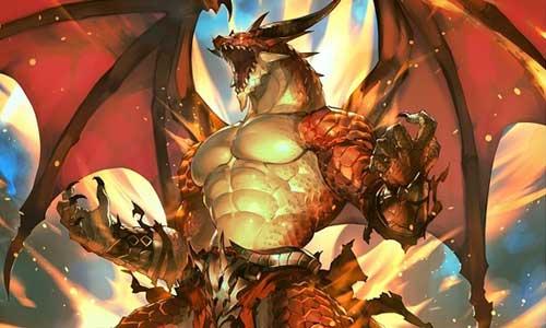シャドウバース 新カード ドラゴン 竜の闘気 求めていたものがついに来たか!?ただ動きが遅くなる可能性もある?