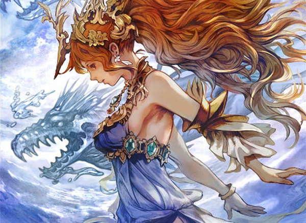 シャドウバース 水竜神の巫女は確かにカードパワー高いけどナーフするほどか?これがないとドラゴン雑魚になる可能性あるし…