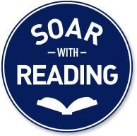 soar wtih reading logo