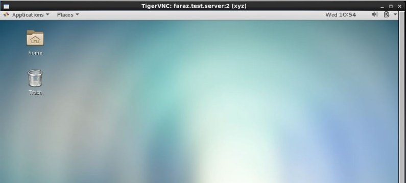 tiger vnc viewer