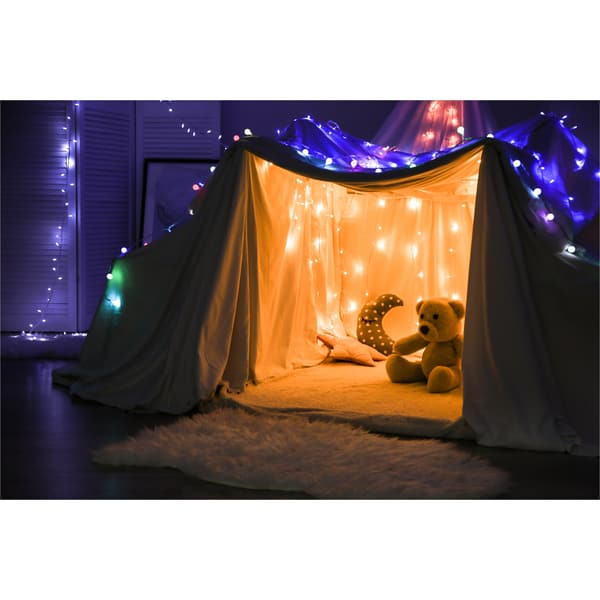 Of Blanket Forts, Parenting guilt and Holiday moments