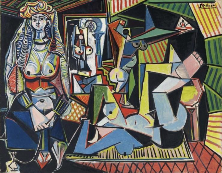 Pablo Picasso, Les femmes d'Alger - Subastas de Arte