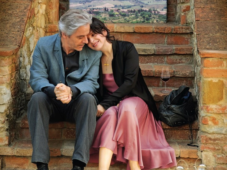 Certified Copy - films related to art