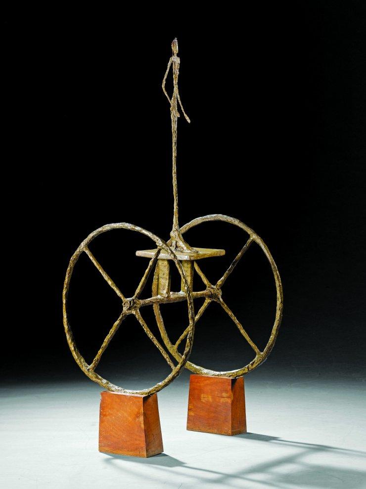 alberto-giacommeti-chariot