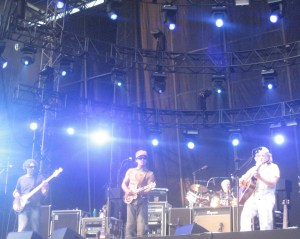 String Cheese Incident at Rothbury 7/3/09