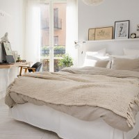 A neutral bedroom update