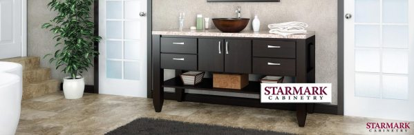 Starmark Cabinetry Bathroom Furniture