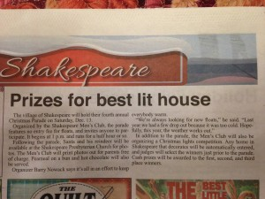Gazette Ad