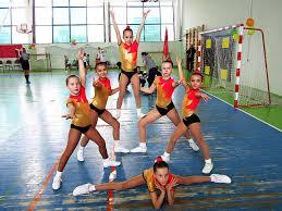 эстетическая гимнастика 3
