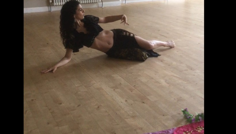 My Holistic approach towards Belly Dance by Sara McDonald