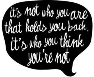 It's not you but who you think you're not fromtruthinmotherhoodblog via Shalavee.com