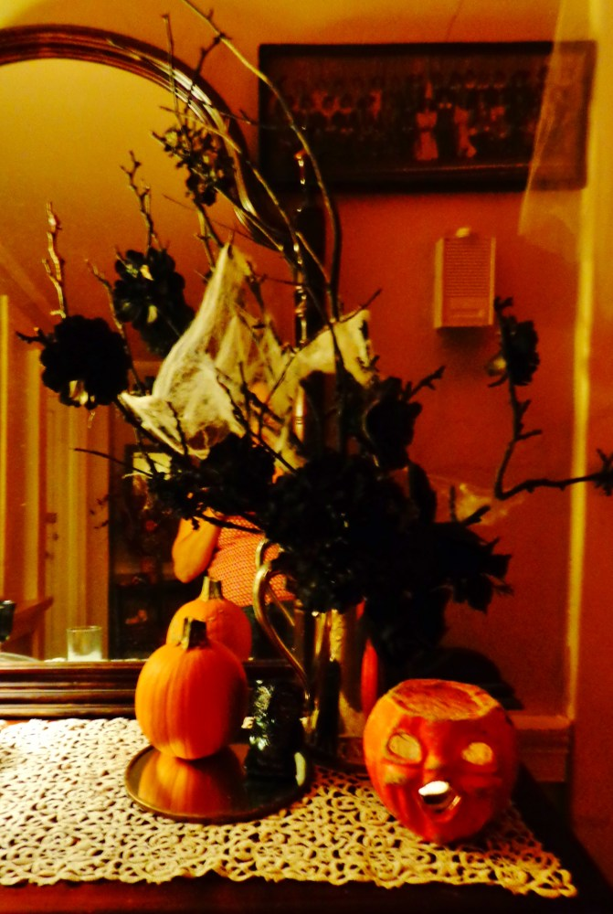 right side og the bar decorations on Shalavee.com
