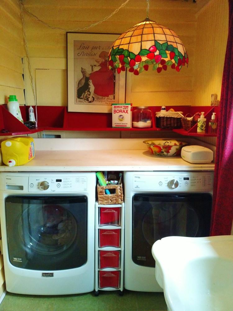Wash room on Shalavee.com