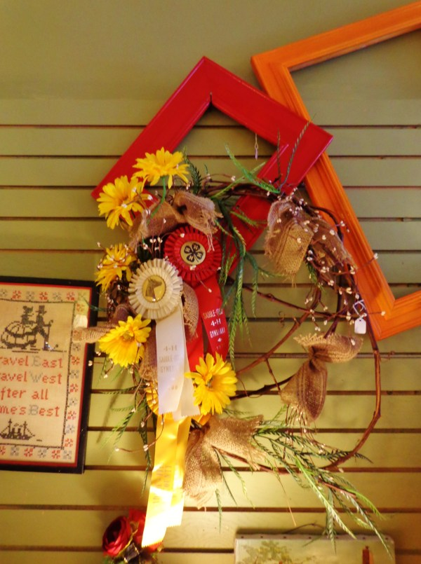custom wreaths at Moonvine on SHalavee.com