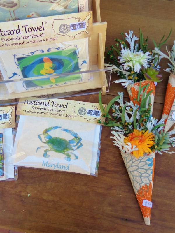 teatowel cards at Moonvine on Shalavee.com