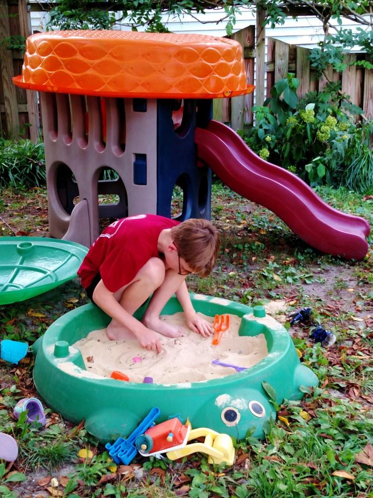 Mindfulness and my kid on Shalavee.com