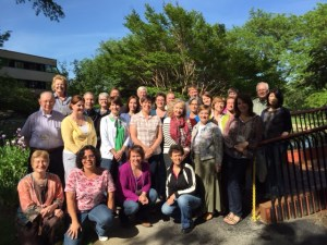 Current class of Shalem's Leading Contemplative Prayer Groups and Retreats