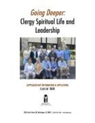 Clergy Brochure Icon