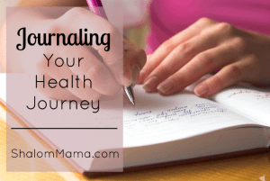 Journaling Your Health Journey