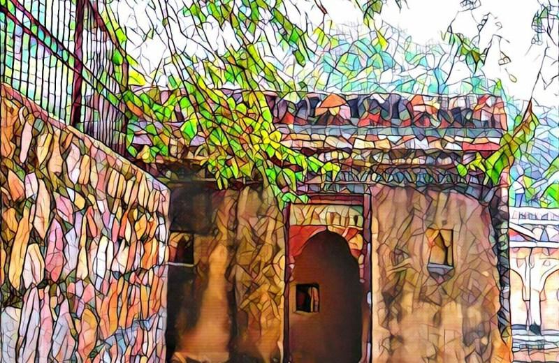 rajaon-ki-baoli-mehrauli archeological-park-qutub-minar-new-delhi-fridayfiction