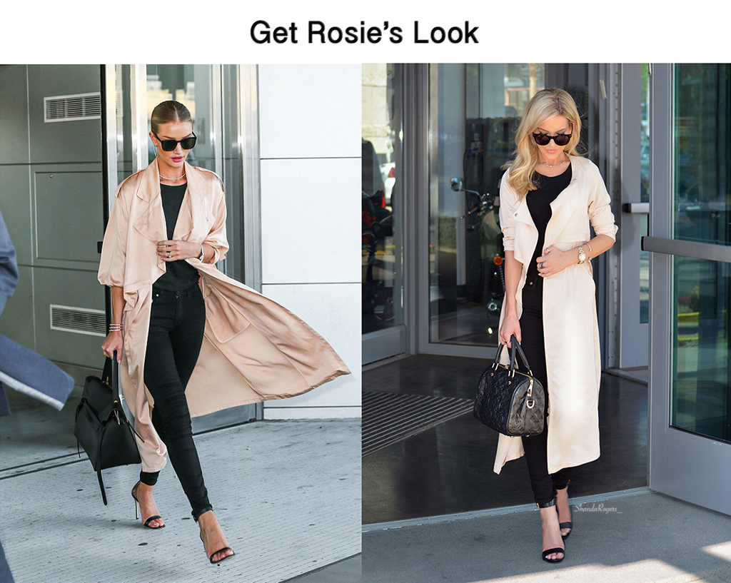 Shanda's Spin On Rosie In Pink