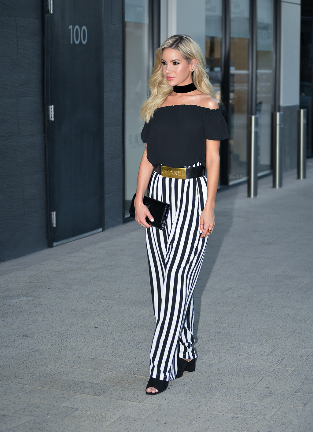 Stripes And Slides